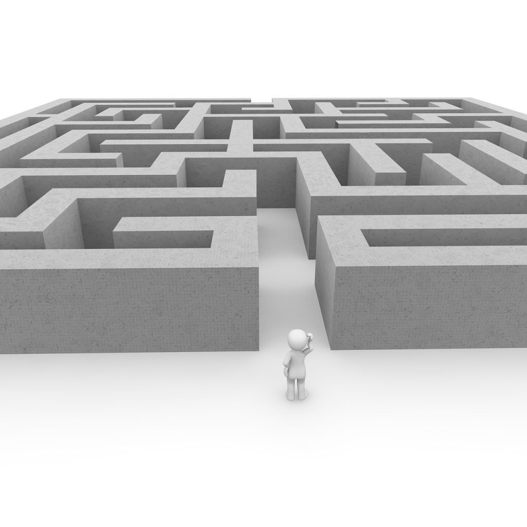 problem solving Problem Solving ed organizzazione Labirinto 1024x1024