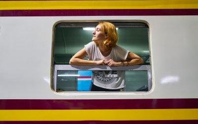 I motivi per cui è bello essere single a 20, 30, 40, 50 anni blog Blog donna sul treno 400x250